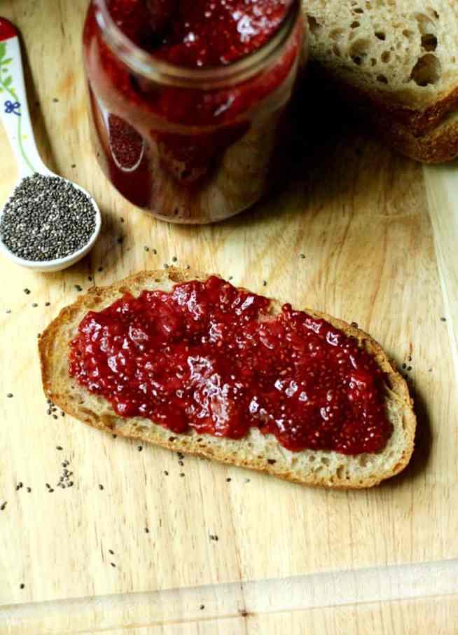 chia-seed-jam-on-toast