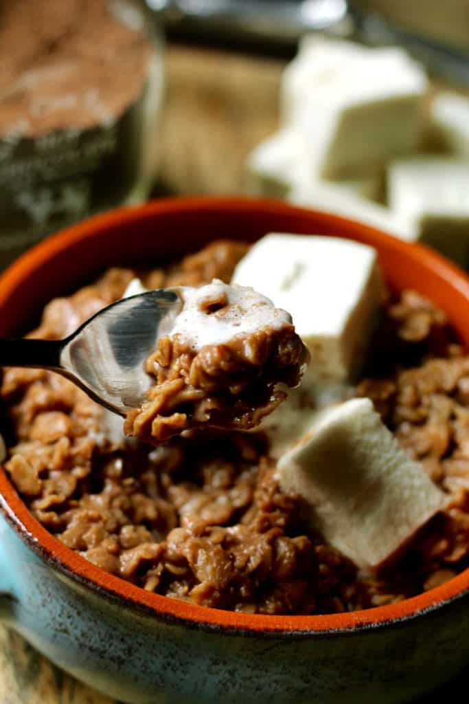 bite-of-hot-cocoa-oats-with-marshmallow
