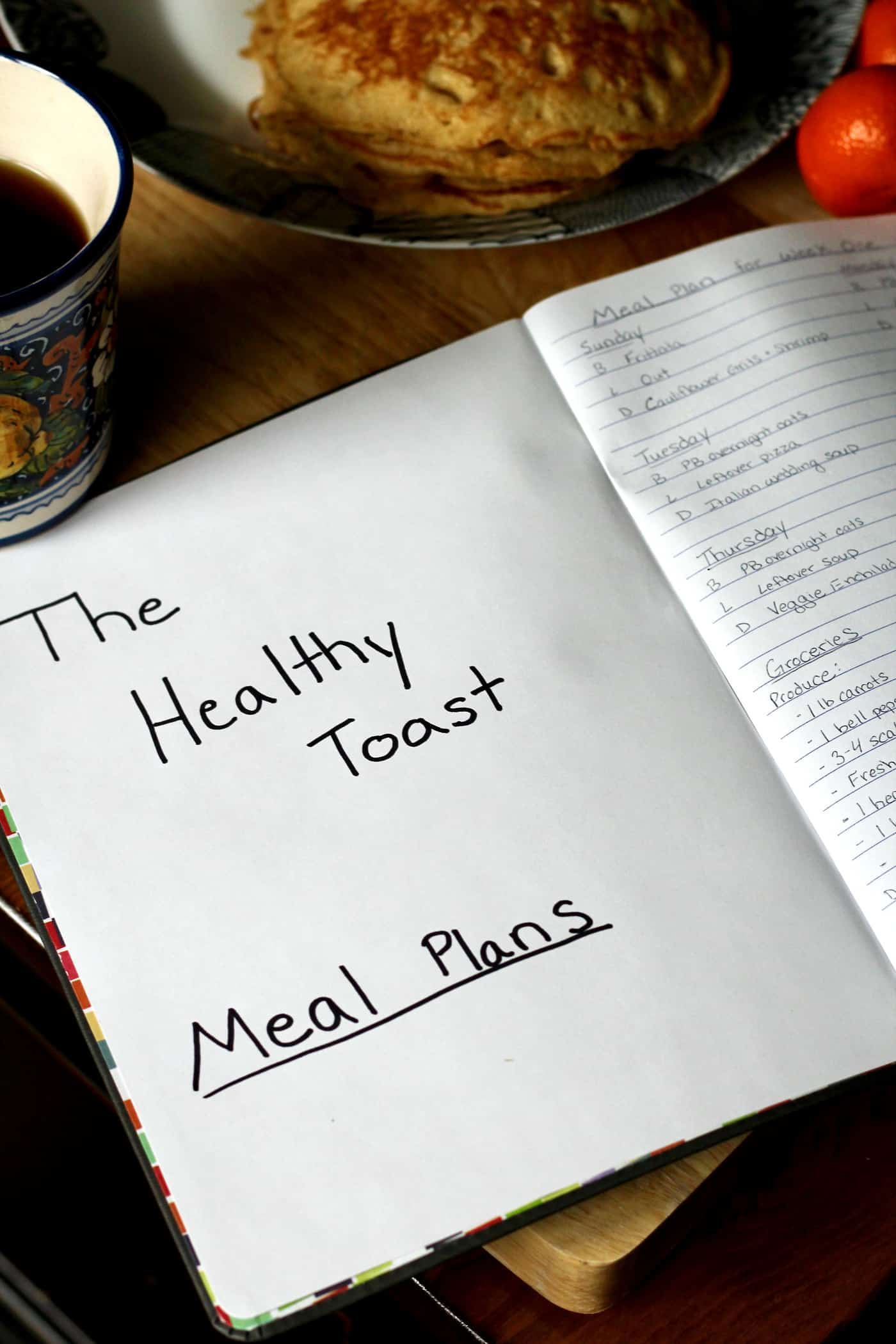 Introducing THT Meal Planning Guides