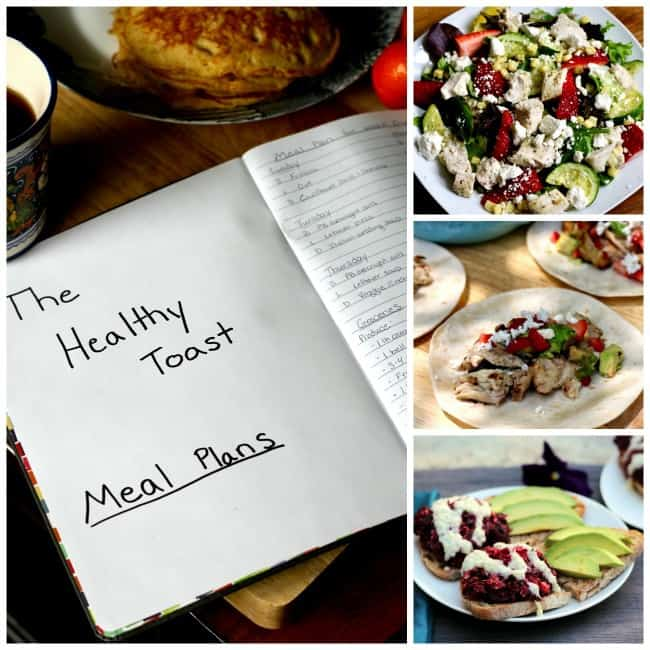 THT Meal Planning Guides: Week 11
