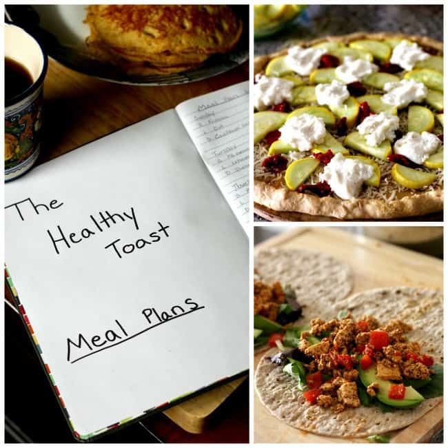 THT Meal Planning Guides: Week 18