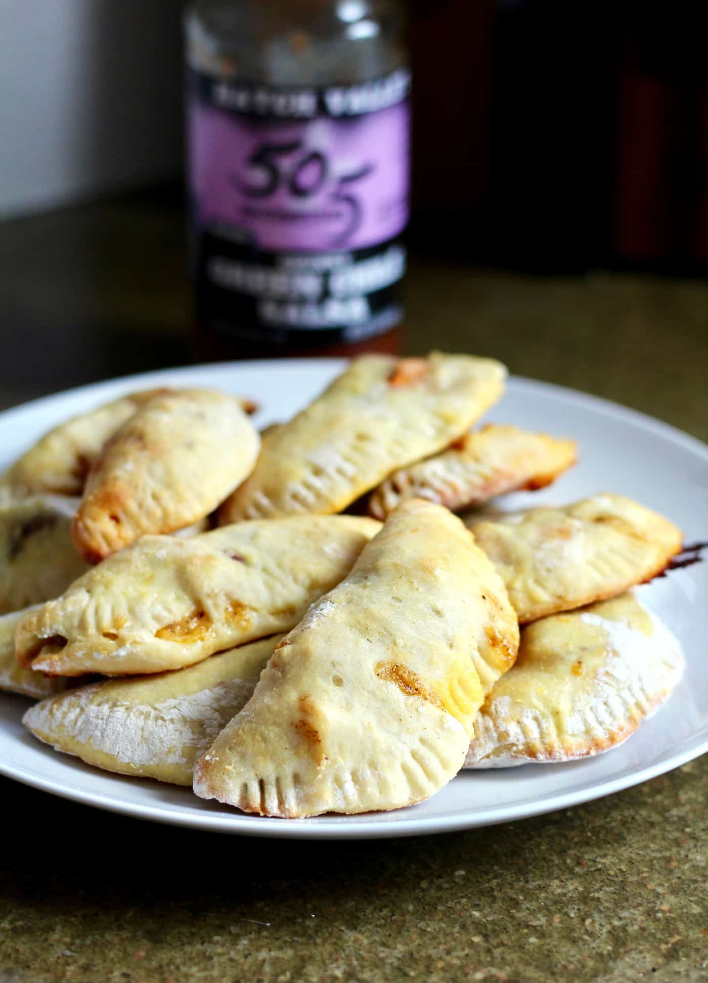 Healthier Empanada Dough (made with Greek yogurt)