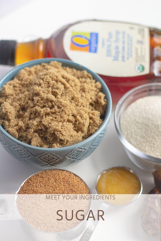 Meet Your Ingredients: Sugar