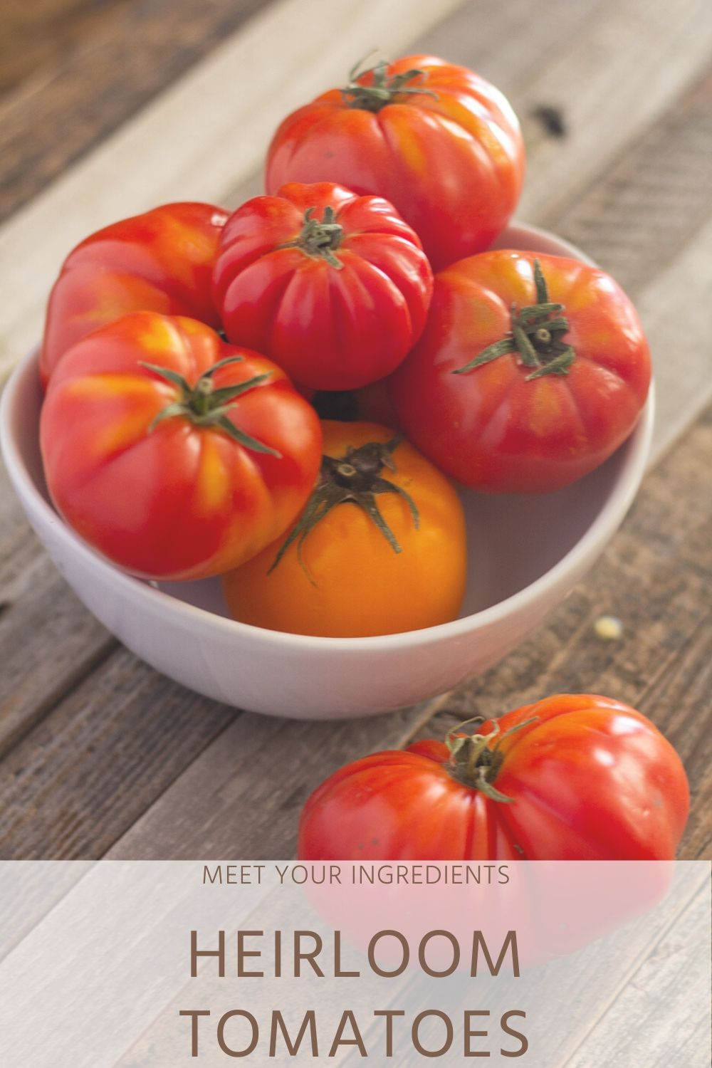 Dietitian Guide to Heirloom Tomatoes