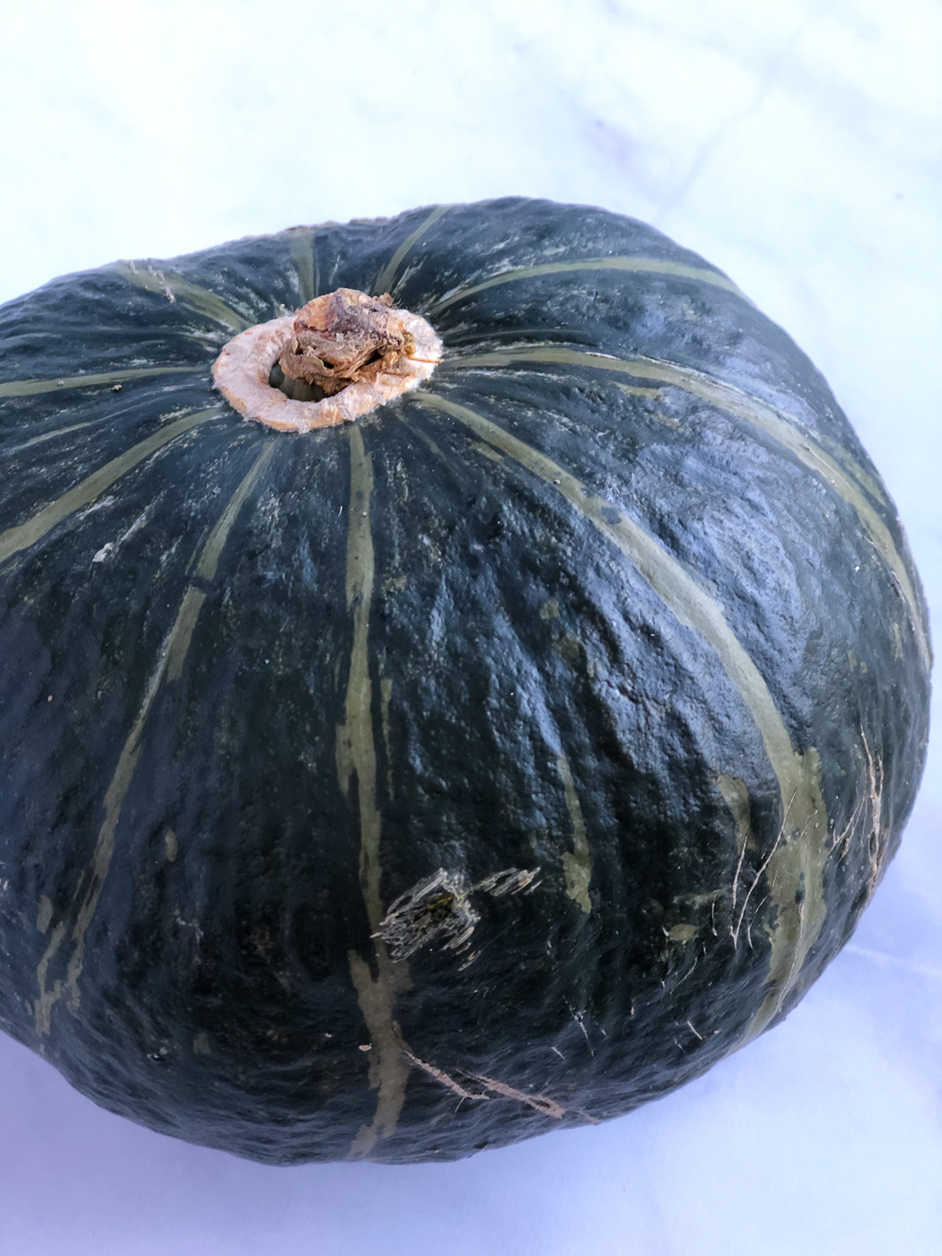 Meet Your Ingredients: Kabocha Squash