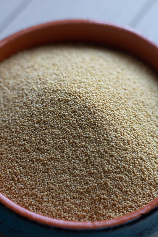Meet Your Ingredients: Amaranth