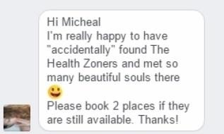 The Health Zone Testimonials