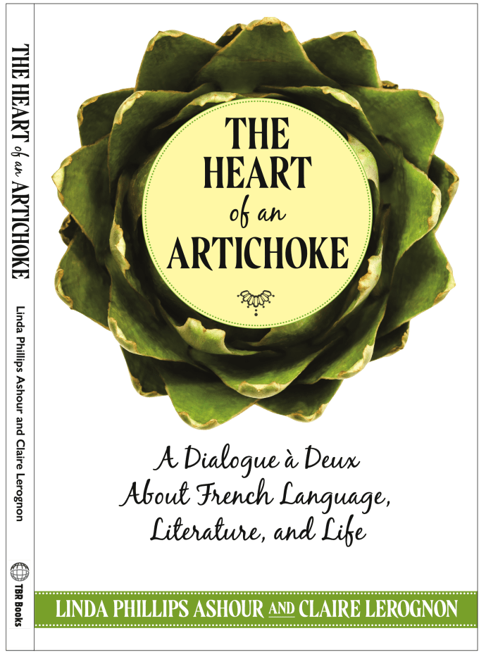 The Heart of an Artichoke book cover by TBR Books