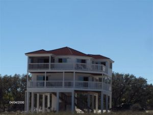 picture of our Florida beachfront rental