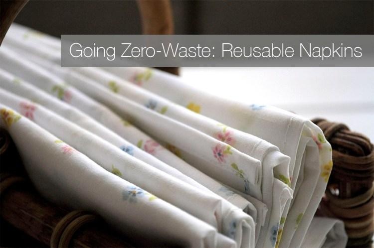Reusable Napkins