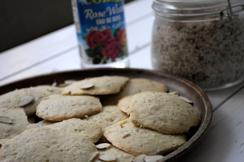 Rose Almond Cookies_2