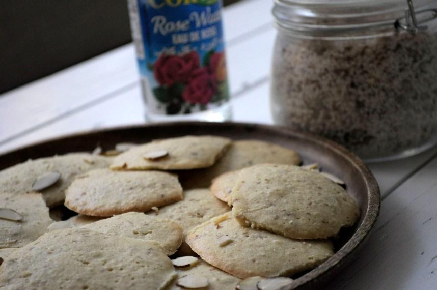 Rose Almond Cookies_2