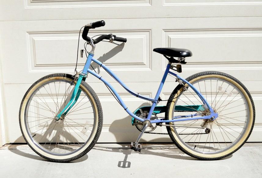 New Old Bike
