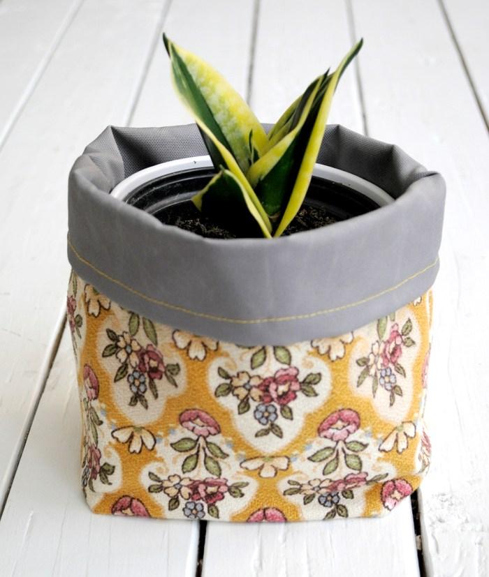 Fabric Planter