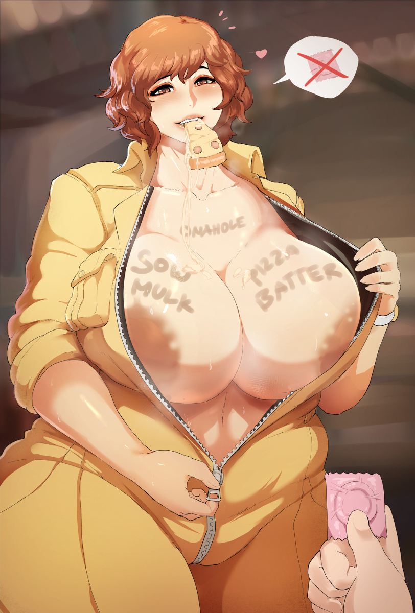 April ONeil  Rule 34  Hentai HQ