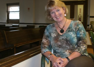 Solveig Olson retired as clerk of the court, after nearly 30 years. She will stay on as court administrator.