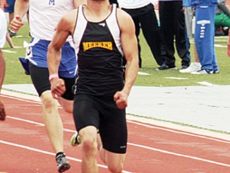 Ellen nieslanik Toby Casias won the 100 and 200 at the regional meet and also qualified for the state tournament on two relay teams.