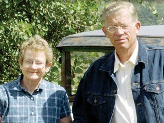June and Bud Striegel.