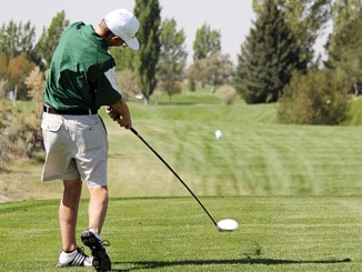 Marshall Way shot an 81 at the Rangely Golf Tournament last week and is headed to regionals this week.