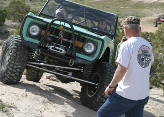 There are no fees to enter Colorado's only designated rock crawling park and participate in the sixth annual Rangely Rock Crawling Park competition this Saturday. Sign up at NAPA Auto Parts Friday from 5-7 p.m., or Saturday at the rock park from 7-9 a.m.
