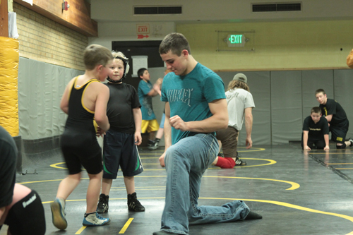 phmkyouth wrestling tj standalone