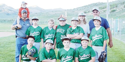 phrgbaseball team