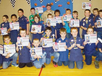 phCubScouts'PinewoodDerby