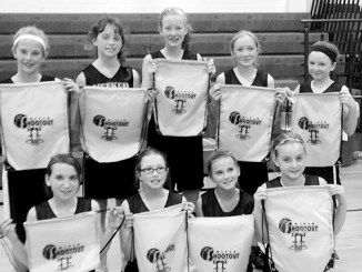 Meeker has three AAU basketball teams playing, and the 12-and-under team, coached by Hallie Blunt and Jamie Rogers, featuring Matilda Brown, Julia Dinwiddie, Caleigh Morlan, Carly Neilsen, Serena Goedert, Makenna Burke, Madison Kindler, Kirstin Brown and Kolby Franklin placed second in the Rifle tournament. The teams will host Rangely and Rifle today in the final games of the season, playing games at the high school and Barone Middle School.