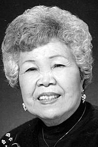 Gail Chiyoko Yoshida Caldwell