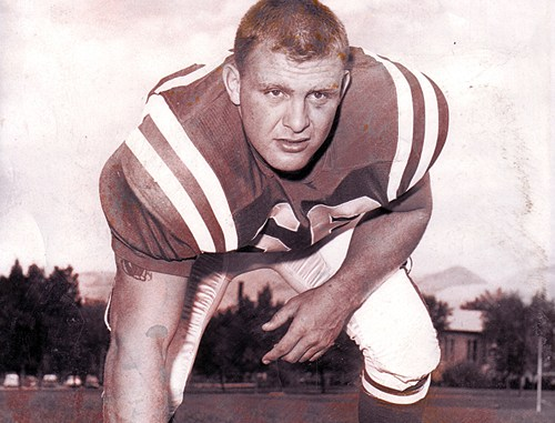Turner played offensive guard on the team, which won the 1964 Liberty Bowl. The Army veteran also played in the Freedom Bowl and was also inducted into the Colorado High School Coaches Hall of Fame.