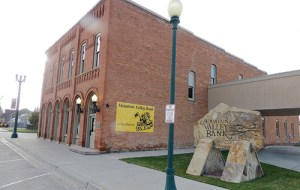 The present occupant is Mountain Valley Bank, but the old IOOF Building in downtown Meeker will turn 118 years old on May 1 while the bank celebrates with an open house on Friday to mark the first anniversary of being listed on the National Register of Historic Places. See more on Page 7A.