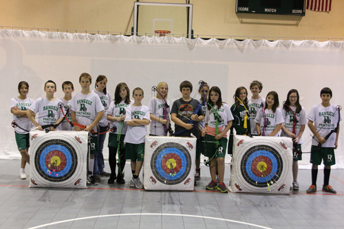 Through a partnership with the National Archery in the Schools Program (NASP) and Colorado Parks and Wildlife (CPW), Rangely School District RE-4 is taking archery into the school gymnasium. CPW is the local sponsor of NASP, an archery program designed specifically for physical education teachers of fourth-12th grade students. Both Beth Scoggins and Jeremy Cantrell have been trained through the partnership as archery instructors and they are able to promote student interest and skills development in Olympic-style target archery and encourage outdoor recreation activities. Rangely is one of more than 100 schools statewide participating in the program and received the equipment through a grant.