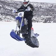 b phmksnowmobile snowbikejump