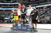 tyler on podium