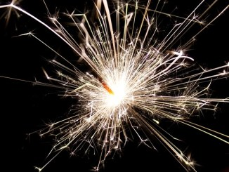 sparkler july fourth fireworks safety