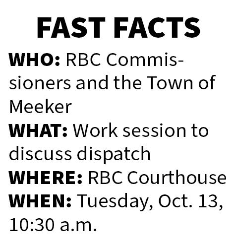 Town asked to attend commissioner work session on dispatch