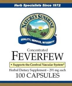 Feverfew (High Parthenolide)