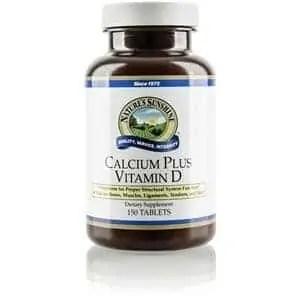 Calcium Plus Vitamin D