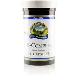 B-Complex Capsules