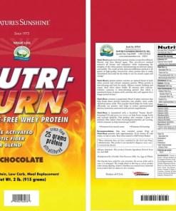 NutriBurn - Chocolate Flavored
