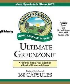 Greenzone, Ultimate (180 capsules)