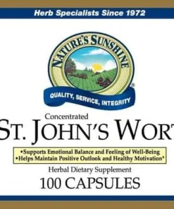 St. John's Wort Concentrate (100 capsules)