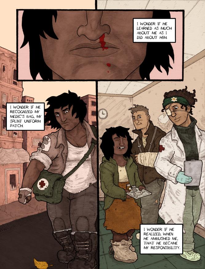 Combat Medic: Page 3