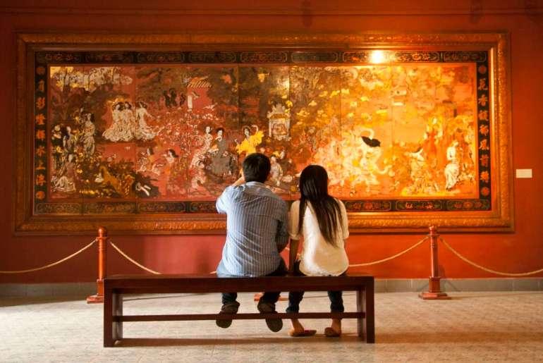 museum valentines