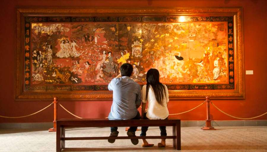 Valentine's Special: 5 things you can do on a Museum-Date