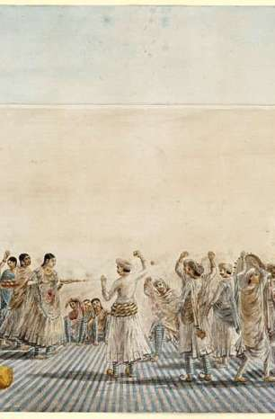 In 20-Holi-Pictures: Celebration through the Ages