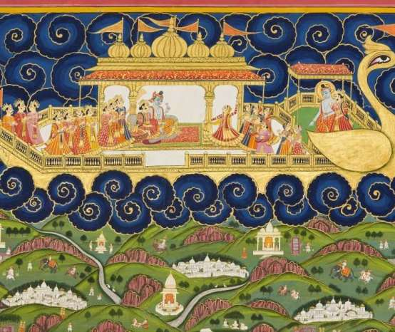 Now Showing : the Royal Arts of Jodhpur… in America!