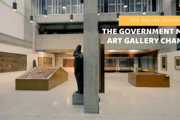 government museum art gallery chandigarh stories