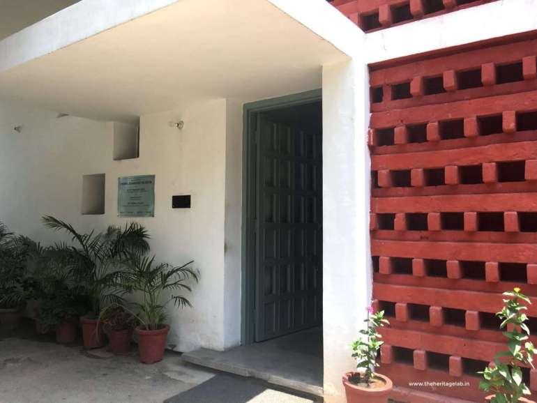 Pierre Jeanneret house Chandigarh