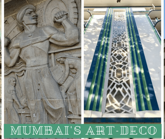 A Tour of Mumbai's Art Deco Architecture